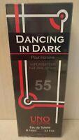 Dancing in Dark UNO COLLECTION 100 ml Eau de Toilette Pour Homme EDT  VINTAGE