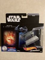 Hot Wheels Star Wars Starships Commemorative series DARTH VADERS TIE FIGHTER#4/9