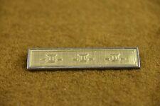 1968 CHRYSLER NEWPORT DOOR PANEL EMBLEM INTERIOR BADGE MOPAR