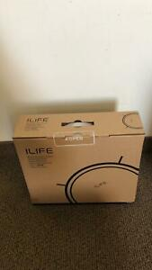 ILIFE V55, Hybrid Robotic Vacuum Cleaner and Mopping, Slim - New