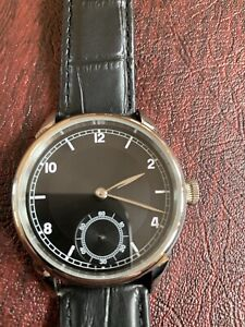 Swiss Pre Eta Unitas 6497 Ut6498 42mm Watch