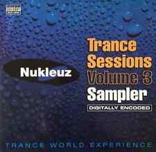 """BK/LOVE ASSASSINS - Trance Sessions Volume 3 Sampler EP (12"""") (Promo) (G+/G+)"""