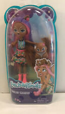 Enchantimals Sancha with Pet Stumper doll and her animal friend NEW
