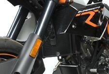 KTM 990 SMR 2012 R&G Racing Radiator Guard RAD0128BK Black