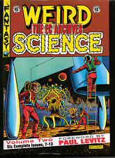 The EC Archives Weird Science Volume 2 Hardcover