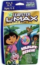Dora The Wildlife Rescue Leapster Plug In & Grow*New