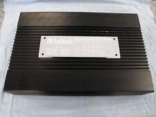 McIntosh Mc430 Amplifier Super rare / The very first car audio McIntosh make.