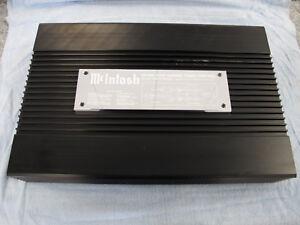 McIntosh MC430 Amplifier Super rare / The very first car audio McIntosh make...