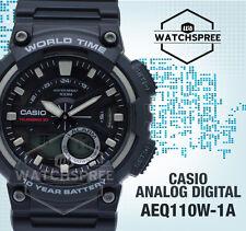 Casio Standard Analog Digital Watch AEQ110W-1A