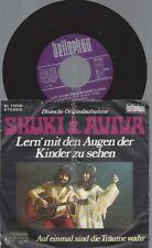 """7""""  Shuki & Aviva – Lern' Mit Den Augen Der Kinder Zu Sehen"""