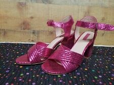Topshop 32R47KPNK Pink Women's Heels Shoes Size: 7.5 New With Tags