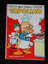 """""""TOPOLINO N. 380"""" 10 MARZO 1963 - CON FIGURINE  !!!"""