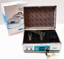 New Portable Lockable Cash Drawer Type Aluiminium Cash Register Cash Box (#B398)