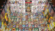 Pokemon 100 Card Lot : Guaranteed Ultra or Secret & 1 Pack : Holos Ex Gx V Vmax