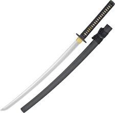 "CAS Hanwei Practical Plus Elite Katana 40"" overall. 28"" blade. Genuine rayskin h"