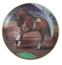 Citation Danbury Mint Horse Racing Limited Edition Collector Plate Champion 8""
