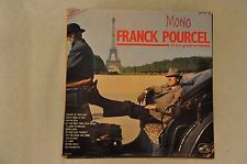 Vinyle 33 T - Franck Pourcel Grand Orchestre - Our man Paris - FELP267S - LP Rpm