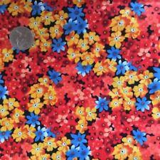 "3 - 5 Metres Half Meter (20"") Floral Craft Fabrics"