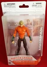 """DC Collectables Justice League AQUAMAN Throne Of Atlantis 6"""" Action Figure"""