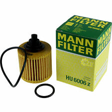 Original MANN-FILTER Ölfilter Oelfilter HU 6006 z Oil Filter