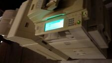 Gestetner DSm735 Copier Machine Copy Printer Document Scanner PLUS Finisher