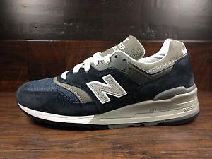"""New Balance M997NV -MADE IN USA- 997 """"REISSUE"""" (NAVY BLUE) OG MENS Sz 5-12"""