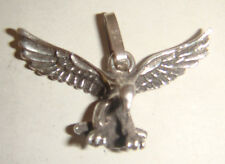 TAXCO .925 Sterling Silver Eagle Pendant Handcrafted from Mexico