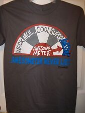 This Guy Is Awesome Meter Never Lies Short Sleeve Shirt Mens Size Large NWT