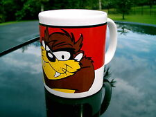 TAZ MUG BY LOONEY TUNES GIBSON  MUG  REPLACEMENT TAZMANIAN DEVIL IN YOUR FACE!