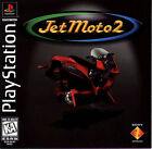 Jet Moto 2 For PlayStation 1 PS1 Racing Brand New 9E