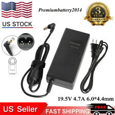 19.5V 4.7A AC Adapter Battery Charger Power for Sony Vaio PCG-71911L PCG-71912L