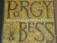 ELLA FITZGERALD / LOUIS ARMSTRONG <  Porgy & Bess GER  > VG+ (CD)