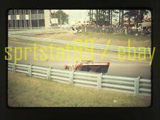 1972 Mario Andretti #85 Ferrari 312 - Watkins Glen 6 Hours - Vtg 35mm Race Slide