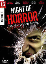 Night of Horror: Do Not Watch Alone (15 DVD***NEW***