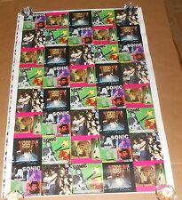 Sonic Youth Poster Original Promo 40x27 (album covers)