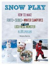 NEW Snow Play: How to Make Forts & Slides & Winter Campfires