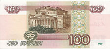 Russland / Russia - 100 Rubles 1997 (1998) UNC - Pick 270a