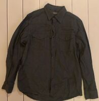 kenneth cole reaction Mens Medium Blue Shirt