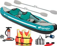 Sevylor Madison gonflable Kayak 329 5 x 94 cm 2000026699