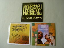 MORRISSEY & MARSHALL job lot of 3 promo CDs She's Got Love Hangin' Around
