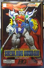 Gundam Wing Shenlong Action Figure Model Kit 1/100 XXXG 01s