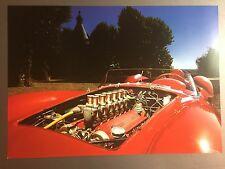 1958 Ferrari 500 TRC Spider Print, Picture, Poster, RARE!! Awesome L@@K