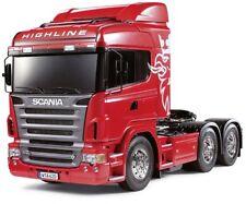Tamiya 300056323 - 1:14 RC camiones scania r620 6x4 highline BS-nuevo
