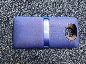 Genuine Motorola JBL SoundBoost 2 For Moto Z Blue