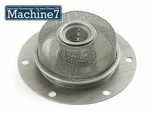 Classic VW Beetle Engine Oil Filter Strainer 14.5mm Bug Split 1200-1500cc 61-67