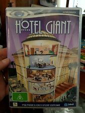 Hotel Giant - PC GAME - FREE POST *