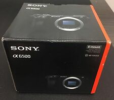 Sony Alpha a6500 (ILCE-6500) Digital Camera (Body Only)