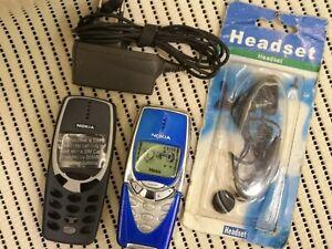 Nokia 3310 - (Unlocked) Cellular Phone