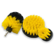 3Pcs Drill Brush Power Scrubber,Tile and Grout Kitchen Bathroom cleaning kit
