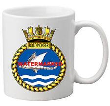 HMS BOLD PIONEER COFFEE MUG